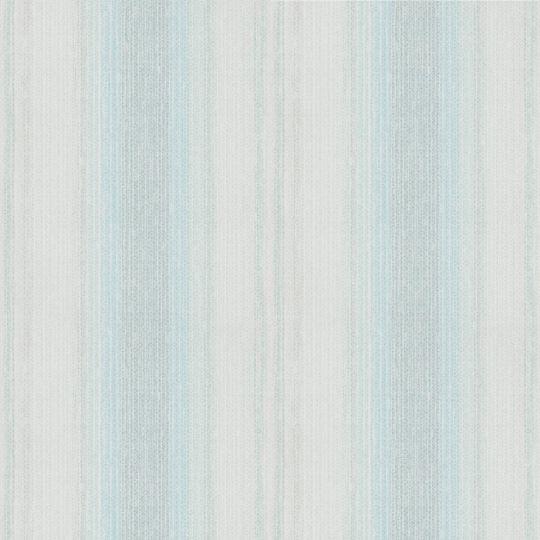 Шпалери Marburg Natural Vibes 32354 в смужку з візерунком блакитні