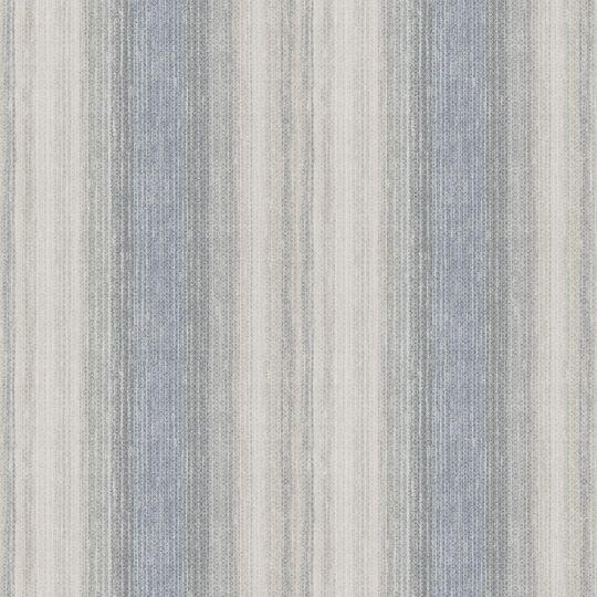 Шпалери Marburg Natural Vibes 32355 в смужку з візерунком синьо-бежеві