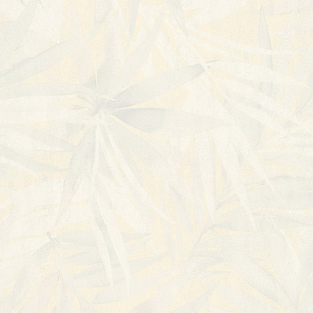 Обои AS Creation Designdschunge 34125-5 бежевые листья 0,53 х 10,05 м