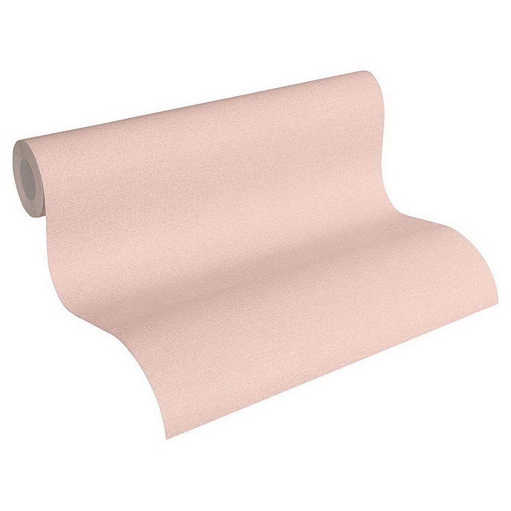 Шпалери AS Creation Designdschunge 34243-3 рожева однотонка 0,53 х 10,05 м
