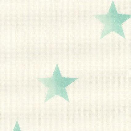 Обои AS Creation Cote d'Azur 35183-1 зеленые звезды 0,53 х 10,05 м