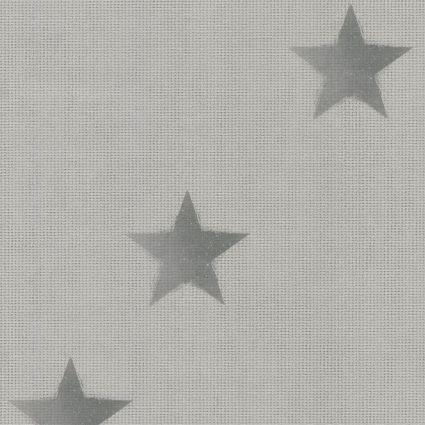 Обои AS Creation Cote d'Azur 35183-2 серые звезды 0,53 х 10,05 м