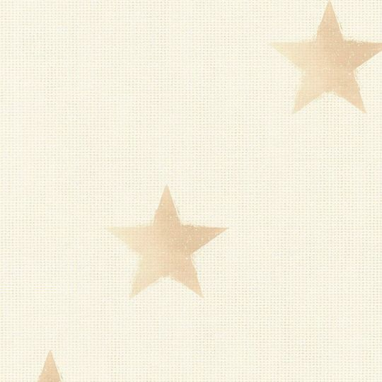 Обои AS Creation Cote d'Azur 35183-4 бежевые звезды 0,53 х 10,05 м