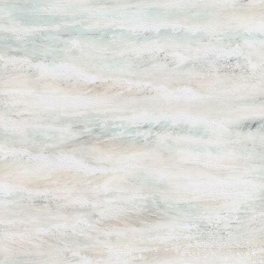 Обои AS Creation Cote d'Azur 35409-1 волны бежево-голубые 0,53 х 10,05 м