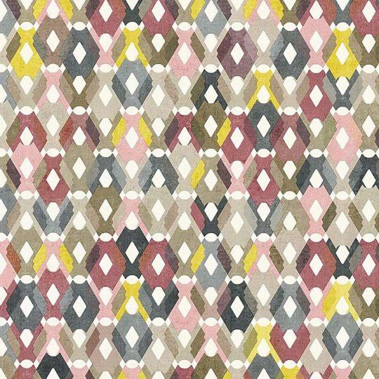 Шпалери AS Creation Colibri 36288-1 мозаїка різнокольорова 0,53 х 10,05 м