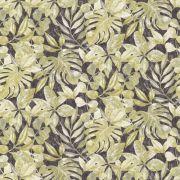 Шпалери AS Creation Aloha 36324-3 тропічні листя на коричневому 1,06 х 10,05 м