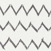 Шпалери AS Creation Designdschunge 36574-2 чорно-білий зігзаг 0,53 х 10,05 м