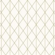 Шпалери AS Creation Designdschunge 36575-1 золота геометрія арт-деко 0,53 х 10,05 м