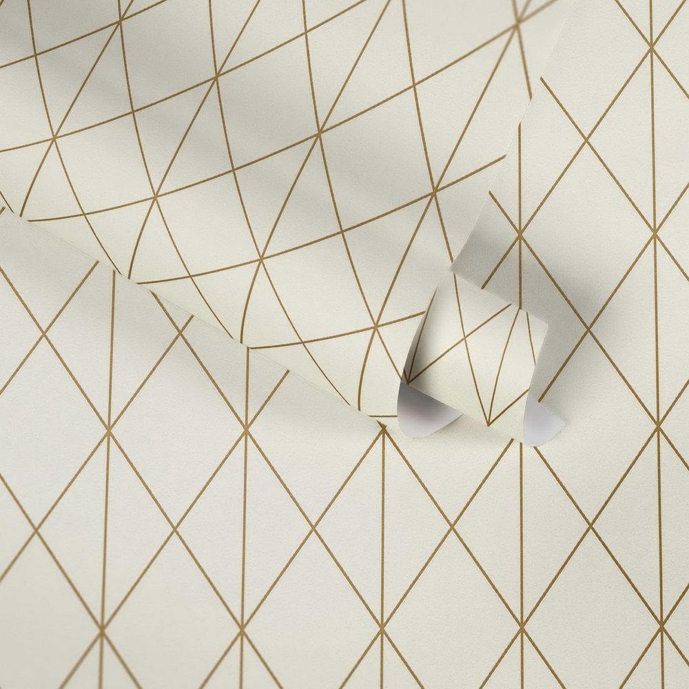 Обои AS Creation Designdschunge 36575-1 золотая геометрия арт-деко 0,53 х 10,05 м
