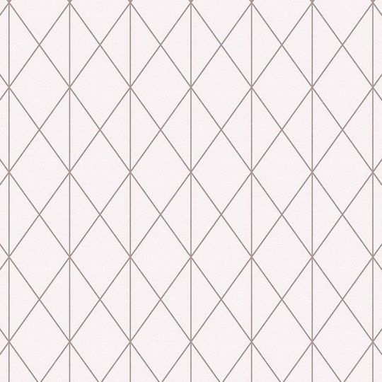 Обои AS Creation Designdschunge 36575-3 коричневая геометрия арт-деко 0,53 х 10,05 м