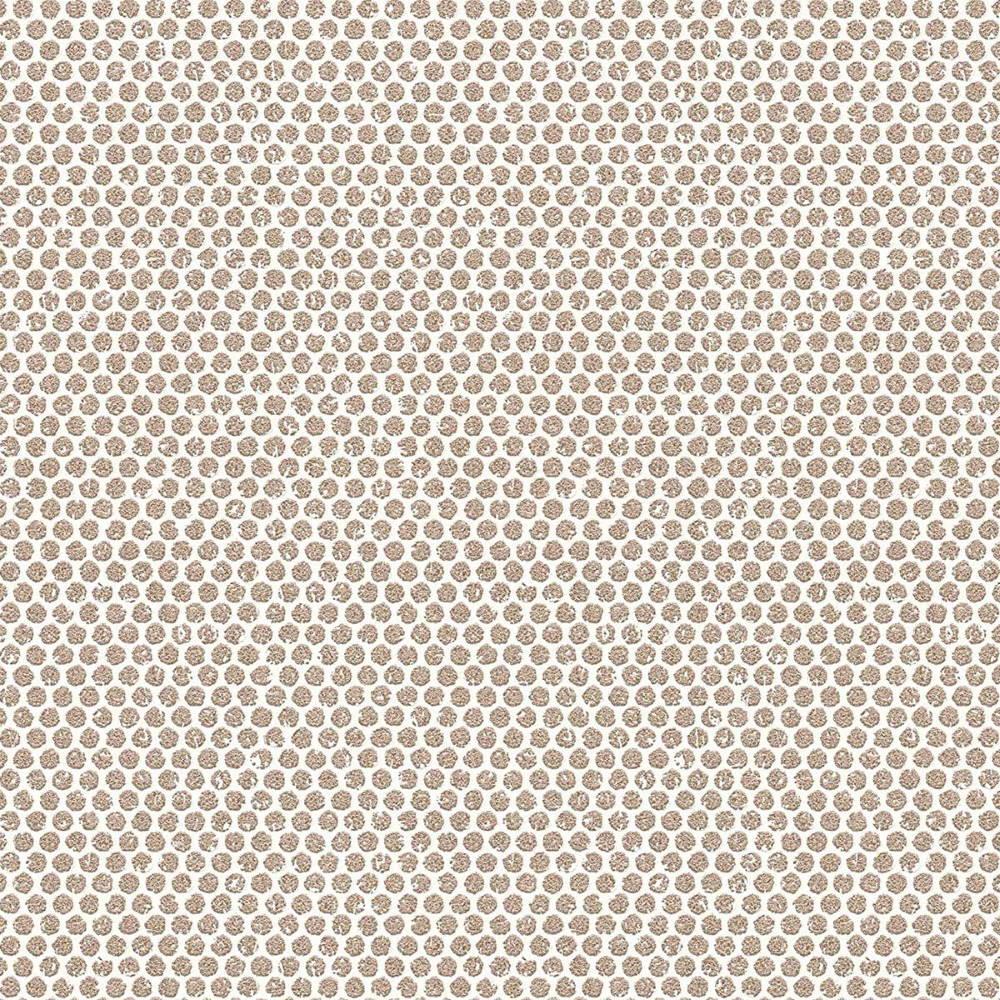 Обои AS Creation Designdschunge 36576-2 бронзовые точки 0,53 х 10,05 м