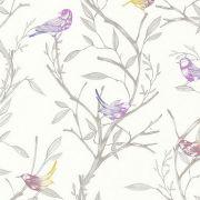 Шпалери AS Creation Colibri 36623-2 пташки на деревах 0,53 х 10,05 м