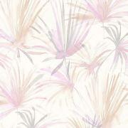 Обои AS Creation Colibri 36624-1 бежевые листья акварелью 0,53 х 10,05 м