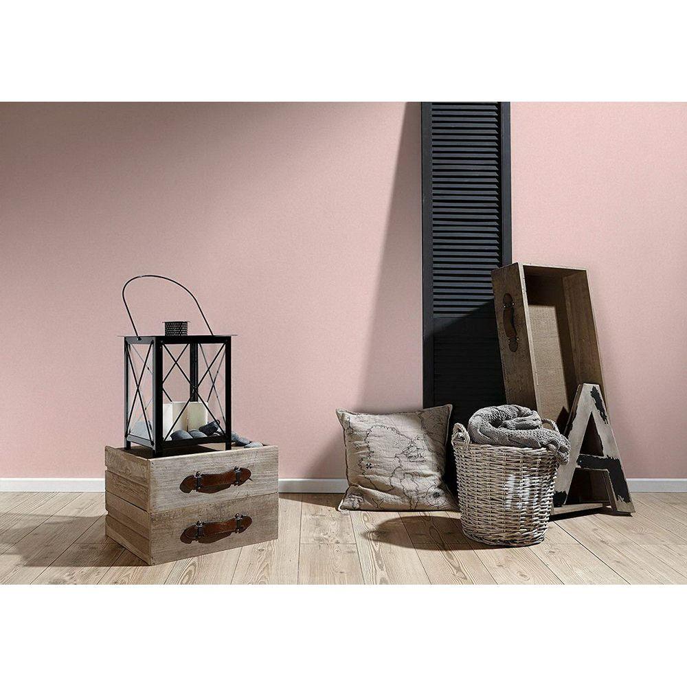 Шпалери AS Creation Colibri 36629-2 під бетон рожевий 0,53 х 10,05 м