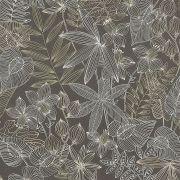 Шпалери AS Creation Colibri 36630-3 джунглі рисунок коричневий 0,53 х 10,05 м