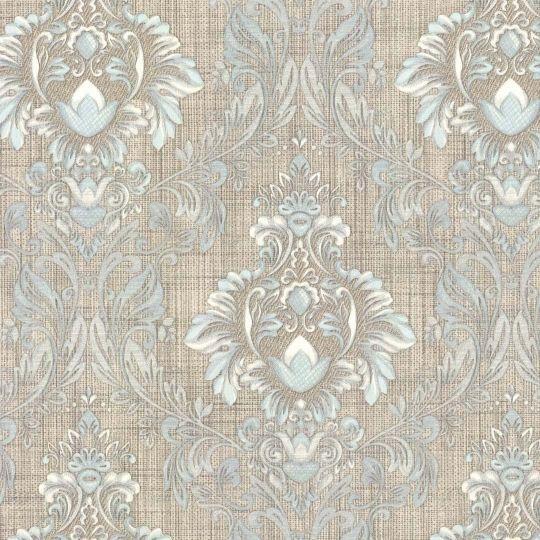 Шпалери AS Creation Moderno 2  36732-6 візерунки класика блакитний 1,06 х 10,05 м