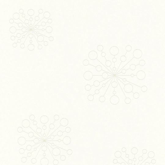 Шпалери AS Creation Trendwall 36784-3 атоми білі