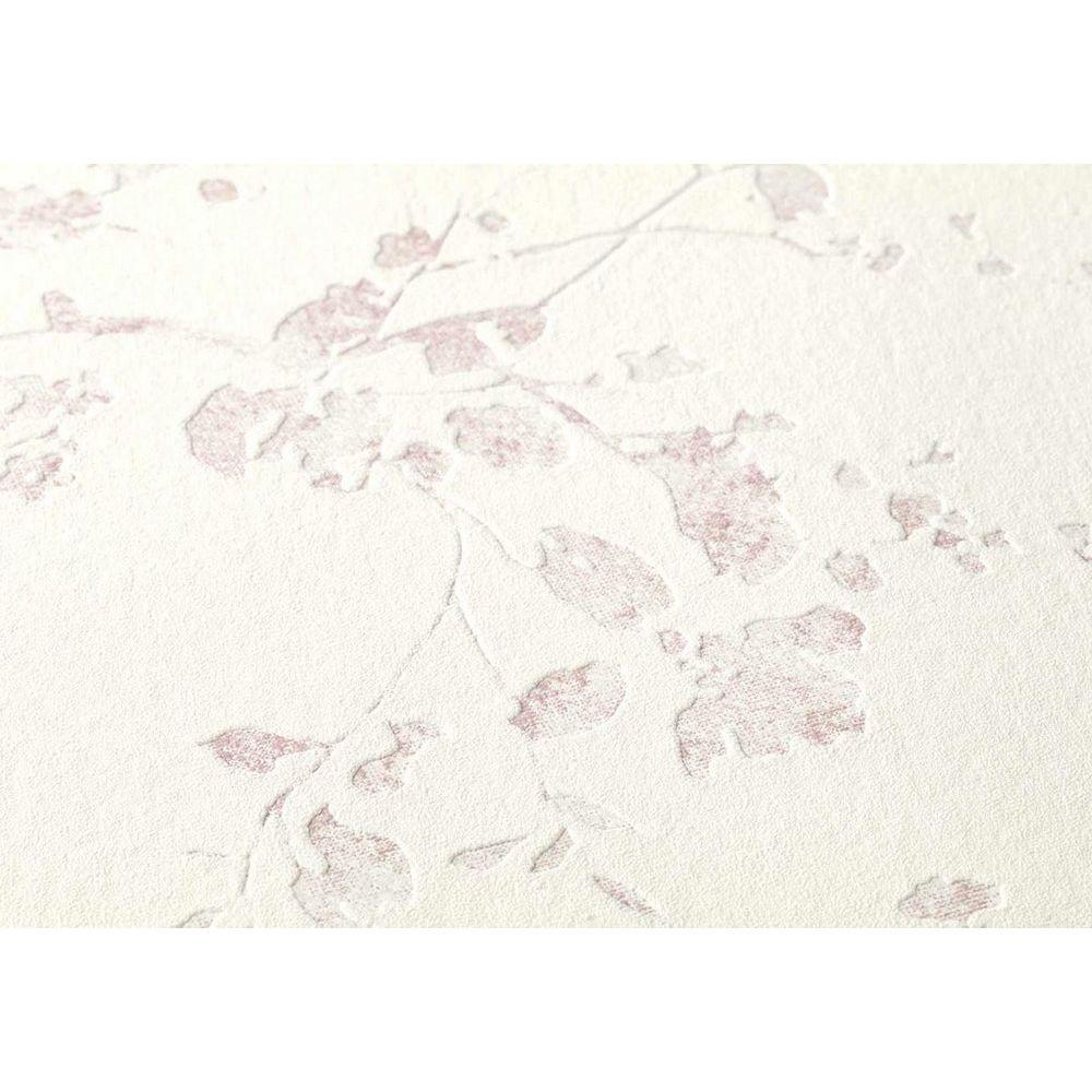 Шпалери AS Creation Metropolitan  36896-1 фіолетові ветки 0,53 х 10,05 м