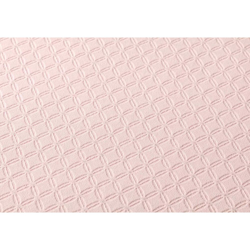 Обои AS Creation Metropolitan  36897-1 розовая геометрия арт-деко 0,53 х 10,05 м