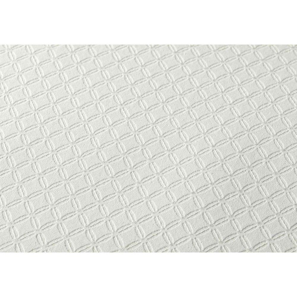 Шпалери AS Creation Metropolitan  36897-4 сіра геометрія арт-деко 0,53 х 10,05 м