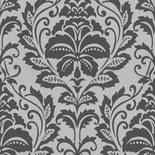 Шпалери AS Creation Attractive 36910-2 гобелен металік срібні
