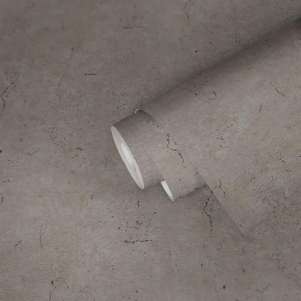 Шпалери AS Creation Metropolitan  36911-1 під коричневий бетон лофт 0,53 х 10,05 м