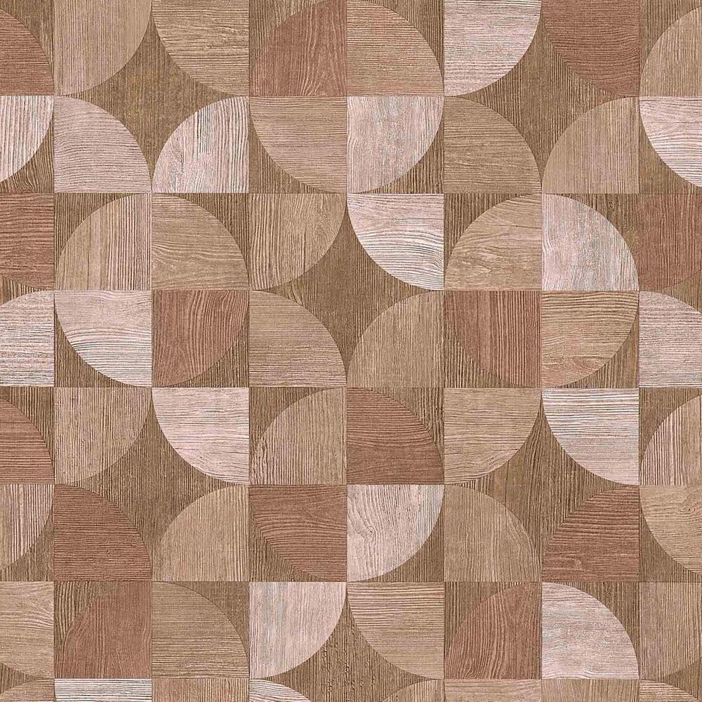 Шпалери AS Creation Metropolitan  36913-4 дерев'яний спіл  0,53 х 10,05 м