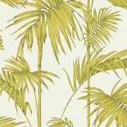 Шпалери AS Creation Metropolitan  36919-4 салатові пальми на кремовому 0,53 х 10,05 м