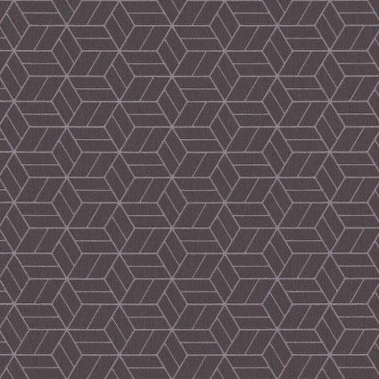 Обои AS Creation Metropolitan  36920-1 коричневые кубы 0,53 х 10,05 м