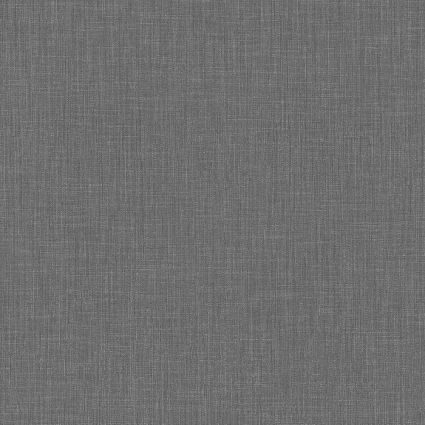 Обои AS Creation Metropolitan  36922-3 однотонка лен темно-серый 0,53 х 10,05 м