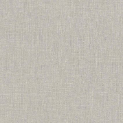 Обои AS Creation Metropolitan  36922-6 однотонка лен серый 0,53 х 10,05 м