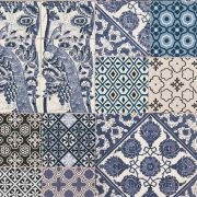 Шпалери AS Creation Metropolitan  36923-2 плитка азулежу темно-синя 0,53 х 10,05 м