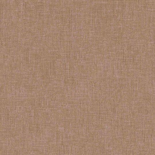 Шпалери AS Creation Metropolitan  36925-1 однотонка льон коричневий 0,53 х 10,05 м