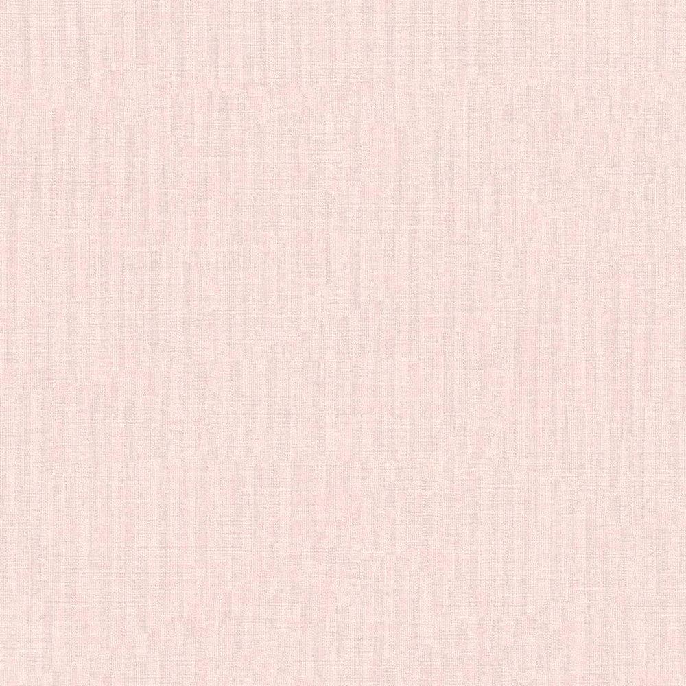 Обои AS Creation Metropolitan  36925-2 однотонка лен розовый 0,53 х 10,05 м
