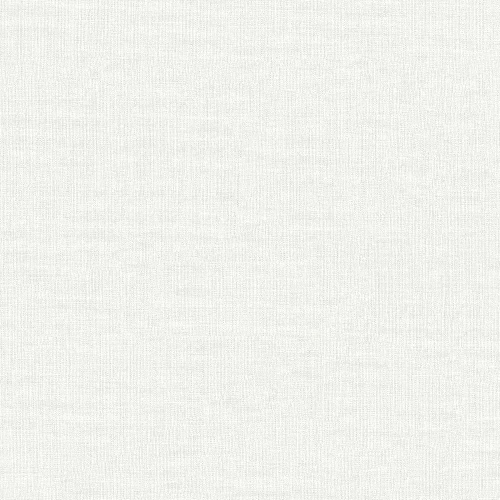 Обои AS Creation Metropolitan  36925-3 однотонка лен белый 0,53 х 10,05 м