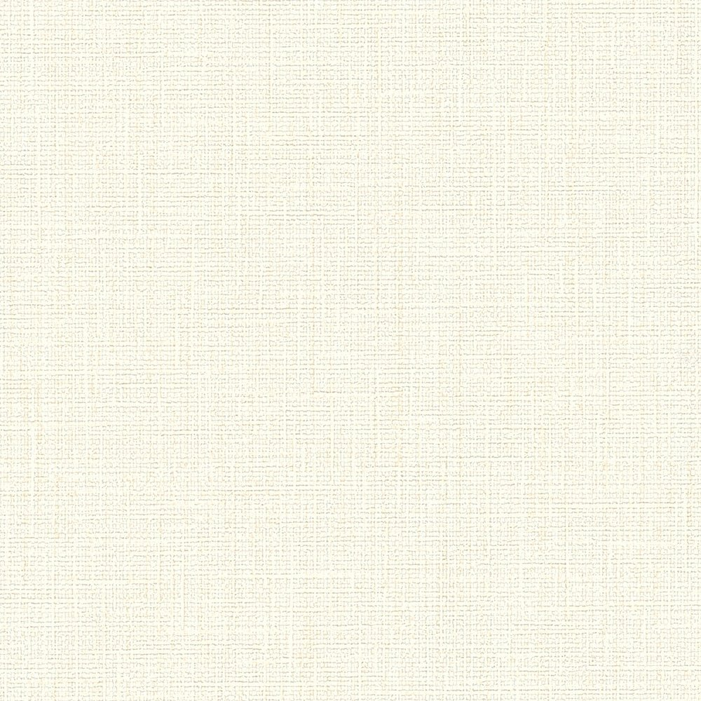 Шпалери AS Creation Metropolitan  36925-4 однотонка льон кремовий 0,53 х 10,05 м