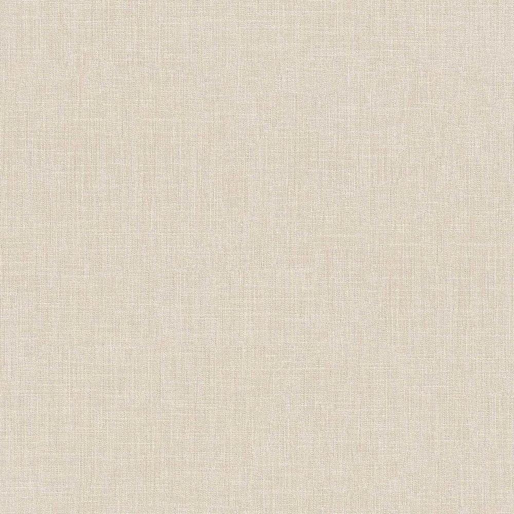 Шпалери AS Creation Metropolitan  36925-6 однотонка льон світло-бежевий 0,53 х 10,05 м
