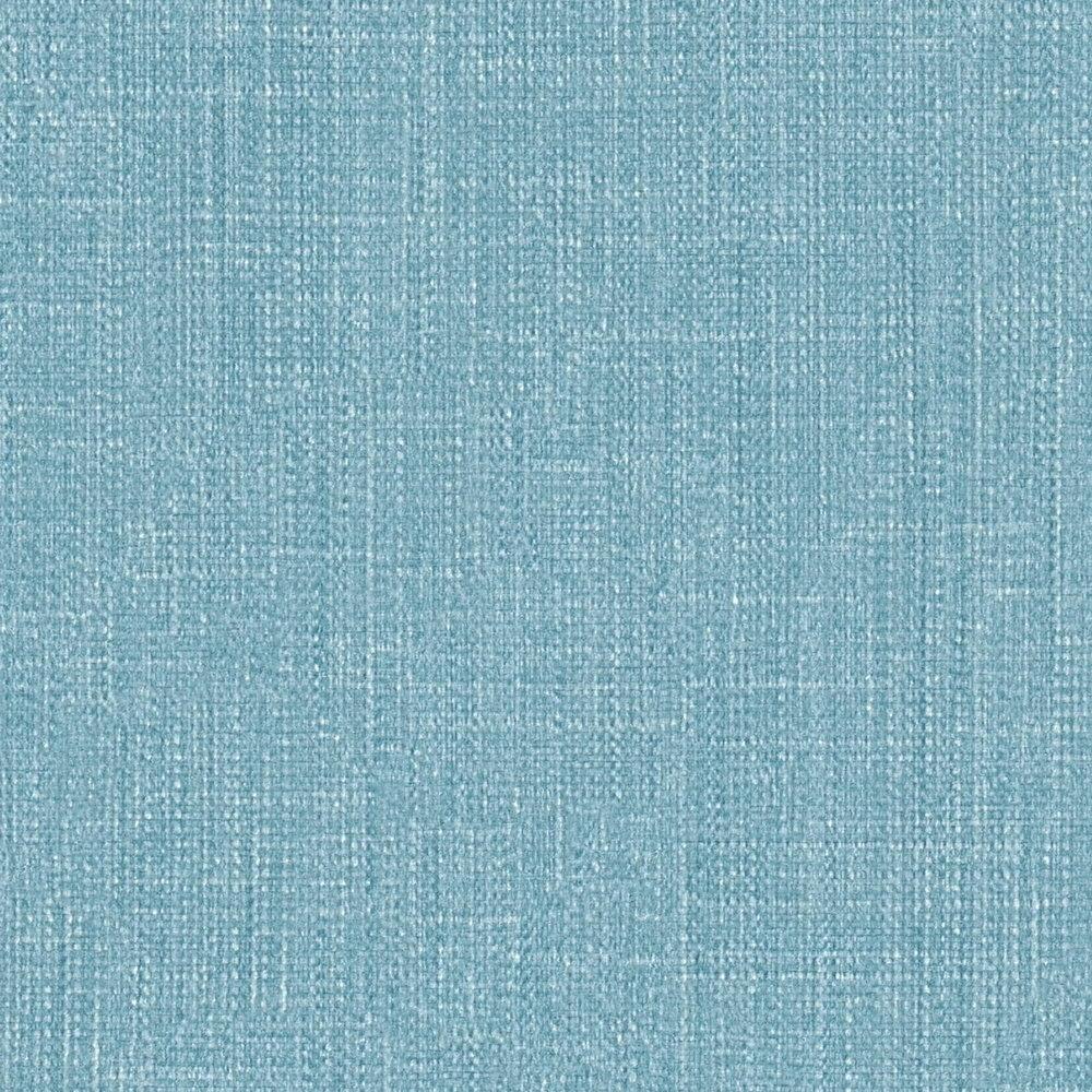 Обои AS Creation Metropolitan  36925-8 однотонка лен голубой 0,53 х 10,05 м