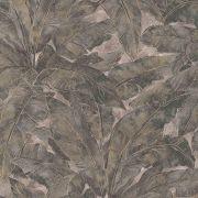 Шпалери AS Creation Metropolitan  36927-1 банановий лист коричневий 0,53 х 10,05 м