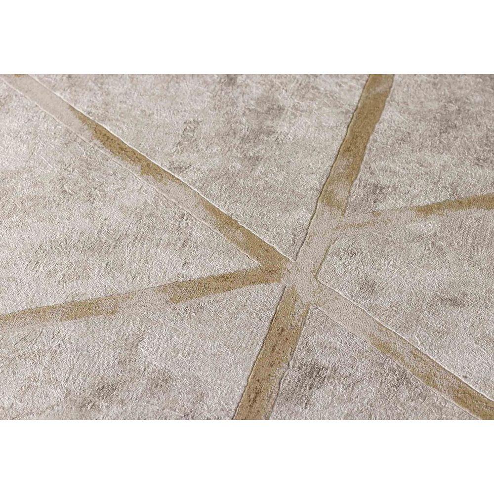 Обои AS Creation Metropolitan  36928-3 геометрия на бетоне коричневый 0,53 х 10,05 м