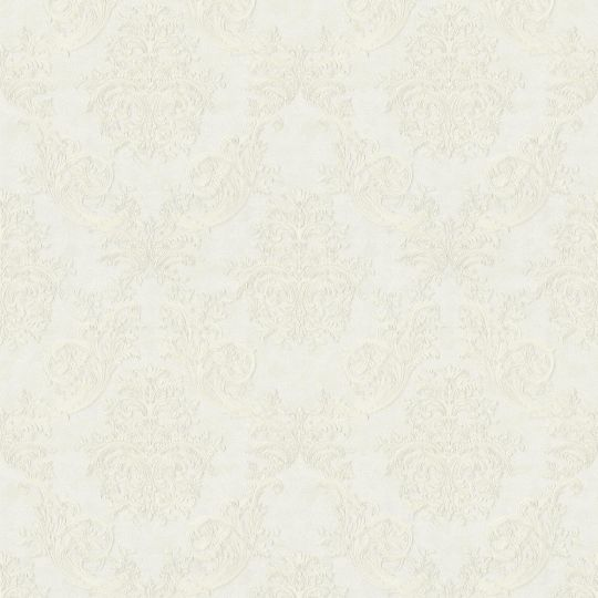 Шпалери AS Creation Imperial 37163-1 класика гобелени білий 1,06 х 10,05 м