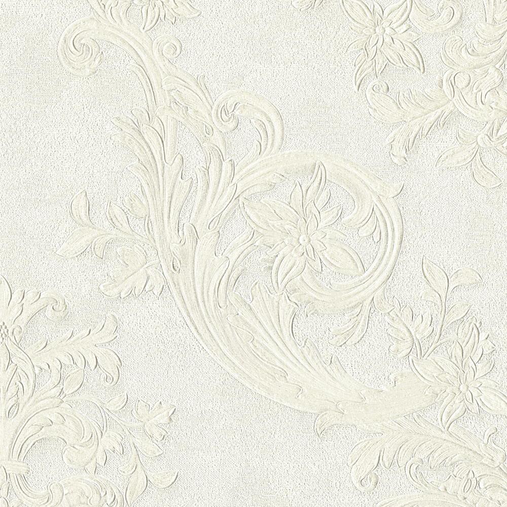 Обои AS Creation Imperial 37163-1 классика гобелены белый 1,06 х 10,05 м