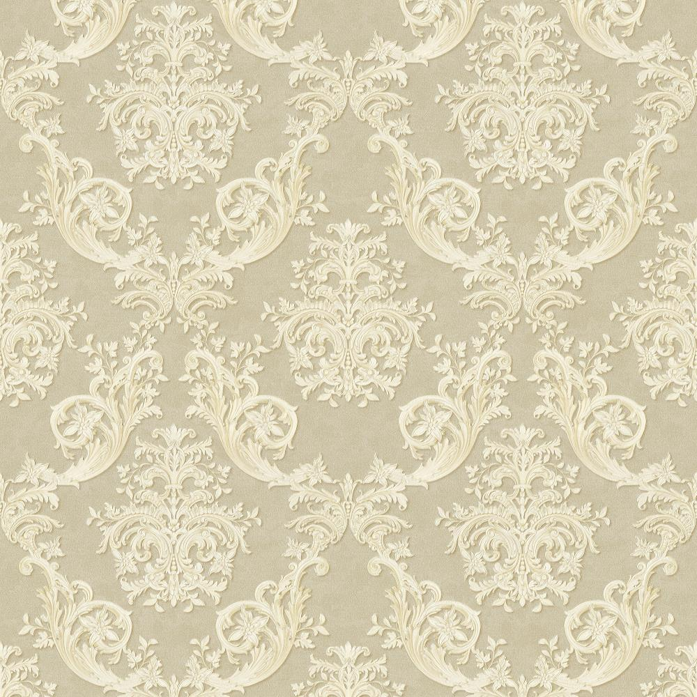 Шпалери AS Creation Imperial 37163-4 класика гобелени коричневий 1,06 х 10,05 м