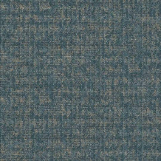 Шпалери AS Creation Origin Ethno 37173-1 синя абстракція в смужку 0,53 х 10,05 м