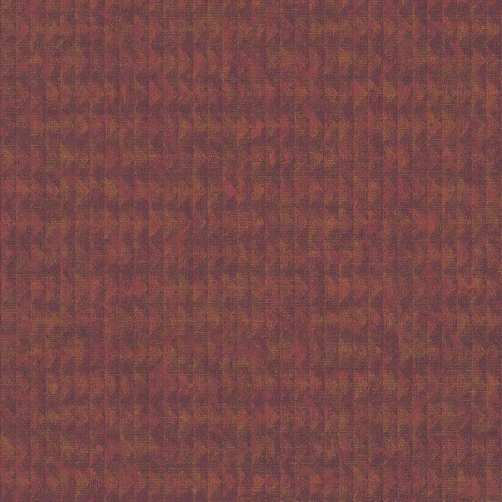 Обои AS Creation Origin Ethno 37173-2 красная абстракция в полоску 0,53 х 10,05 м