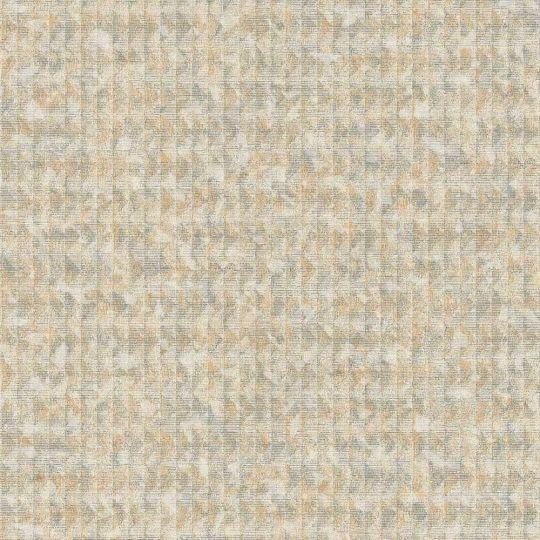 Шпалери AS Creation Origin Ethno 37173-4 помаранчева абстракція в смужку 0,53 х 10,05 м