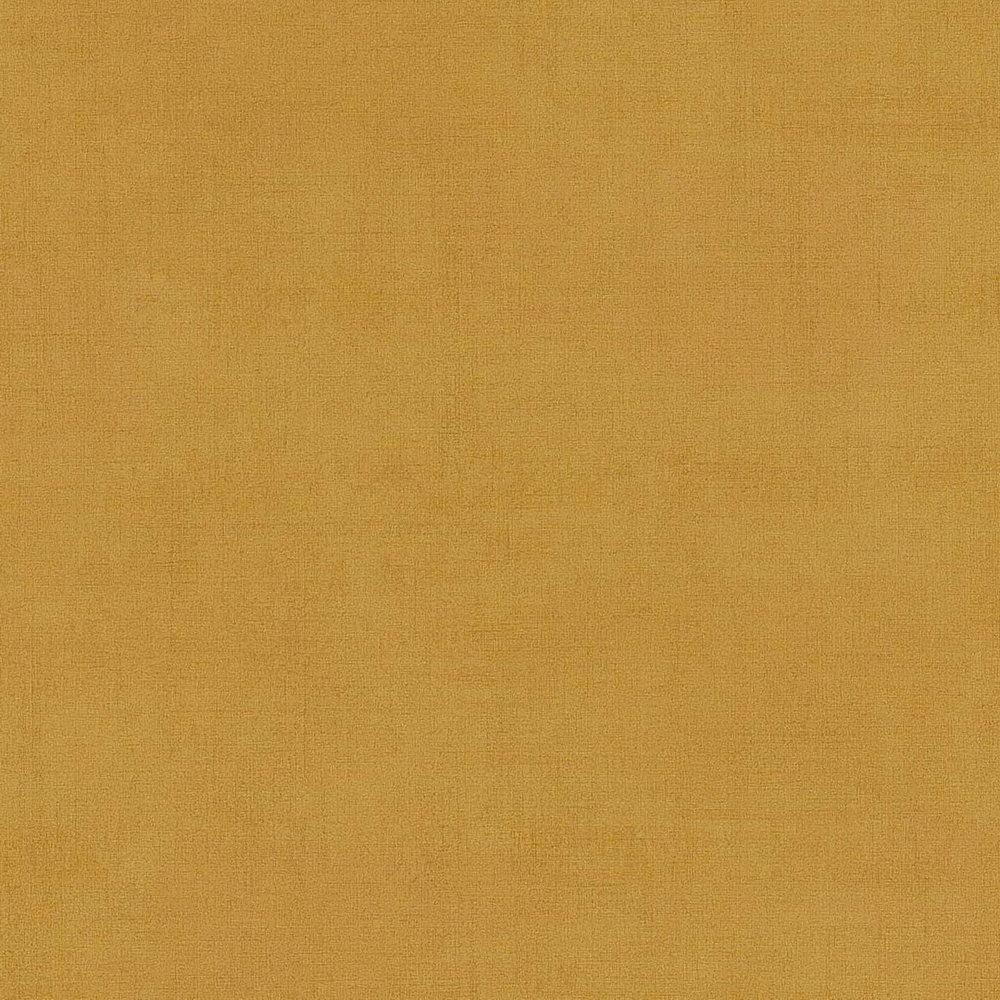 Шпалери AS Creation Origin Ethno 37175-4 жовта однотонка 0,53 х 10,05 м