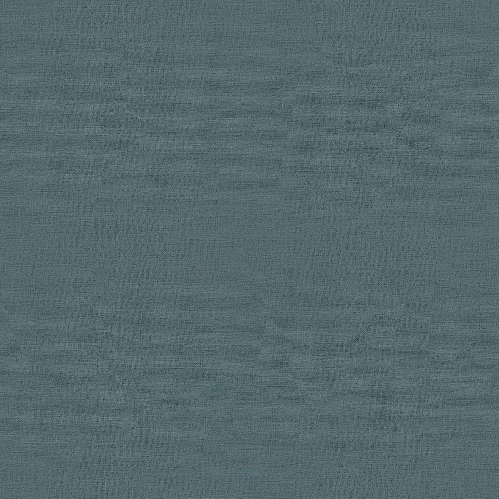 Обои AS Creation Origin Ethno 37178-3 синяя однотонка 0,53 х 10,05 м