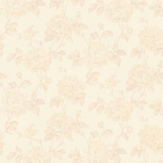 Шпалери AS Creation Sibylla 37338-3 бежеві квіти 1,06 х 10,05 м