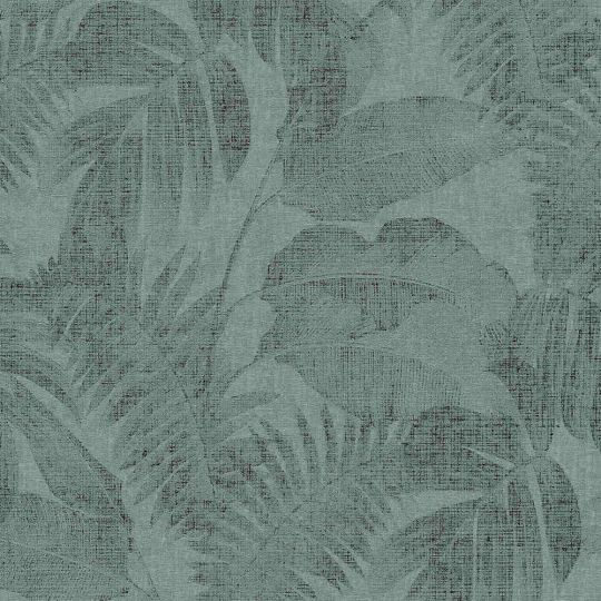 Шпалери AS Creation New Walls 37396-3 лист помірно-зелений